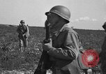 Image of Troops of 55th Brigade AAA train in ground defense tactics Hammond Louisiana USA, 1943, second 43 stock footage video 65675050738