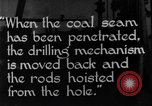 Image of The Story of Coal United States USA, 1919, second 50 stock footage video 65675050758