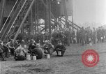 Image of coal mining and coal train underground United States USA, 1919, second 10 stock footage video 65675050759