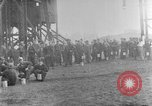 Image of coal mining and coal train underground United States USA, 1919, second 15 stock footage video 65675050759