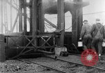 Image of coal mining and coal train underground United States USA, 1919, second 33 stock footage video 65675050759