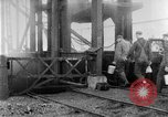 Image of coal mining and coal train underground United States USA, 1919, second 34 stock footage video 65675050759
