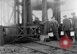 Image of coal mining and coal train underground United States USA, 1919, second 37 stock footage video 65675050759