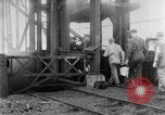 Image of coal mining and coal train underground United States USA, 1919, second 41 stock footage video 65675050759
