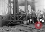 Image of coal mining and coal train underground United States USA, 1919, second 42 stock footage video 65675050759