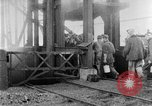 Image of coal mining and coal train underground United States USA, 1919, second 44 stock footage video 65675050759
