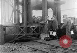 Image of coal mining and coal train underground United States USA, 1919, second 47 stock footage video 65675050759