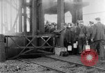 Image of coal mining and coal train underground United States USA, 1919, second 51 stock footage video 65675050759