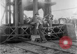Image of coal mining and coal train underground United States USA, 1919, second 59 stock footage video 65675050759