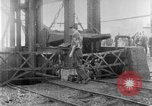 Image of coal mining and coal train underground United States USA, 1919, second 60 stock footage video 65675050759
