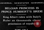 Image of Prince Humbert II Rome Italy, 1930, second 1 stock footage video 65675050767