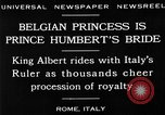 Image of Prince Humbert II Rome Italy, 1930, second 4 stock footage video 65675050767
