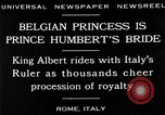 Image of Prince Humbert II Rome Italy, 1930, second 6 stock footage video 65675050767