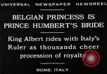 Image of Prince Humbert II Rome Italy, 1930, second 10 stock footage video 65675050767