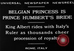 Image of Prince Humbert II Rome Italy, 1930, second 16 stock footage video 65675050767