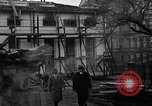 Image of repair of White House Washington DC USA, 1930, second 19 stock footage video 65675050768