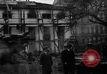 Image of repair of White House Washington DC USA, 1930, second 20 stock footage video 65675050768