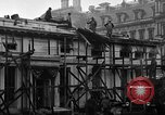 Image of repair of White House Washington DC USA, 1930, second 24 stock footage video 65675050768