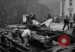 Image of repair of White House Washington DC USA, 1930, second 34 stock footage video 65675050768