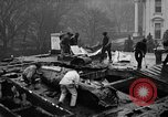 Image of repair of White House Washington DC USA, 1930, second 35 stock footage video 65675050768