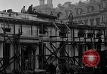 Image of repair of White House Washington DC USA, 1930, second 48 stock footage video 65675050768