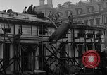 Image of repair of White House Washington DC USA, 1930, second 50 stock footage video 65675050768