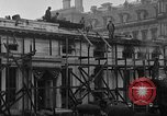 Image of repair of White House Washington DC USA, 1930, second 53 stock footage video 65675050768