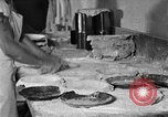 Image of bakeshop on Navy ship Tacoma Washington USA, 1930, second 33 stock footage video 65675050770