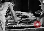 Image of bakeshop on Navy ship Tacoma Washington USA, 1930, second 45 stock footage video 65675050770