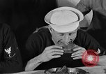 Image of bakeshop on Navy ship Tacoma Washington USA, 1930, second 60 stock footage video 65675050770
