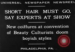 Image of Convention of Beauty Culturists Philadelphia Pennsylvania USA, 1930, second 3 stock footage video 65675050772