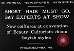 Image of Convention of Beauty Culturists Philadelphia Pennsylvania USA, 1930, second 9 stock footage video 65675050772
