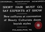 Image of Convention of Beauty Culturists Philadelphia Pennsylvania USA, 1930, second 13 stock footage video 65675050772