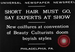 Image of Convention of Beauty Culturists Philadelphia Pennsylvania USA, 1930, second 16 stock footage video 65675050772