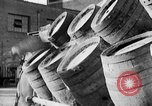 Image of beer brewery opening after prohibition United States USA, 1934, second 41 stock footage video 65675050774