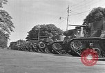 Image of Japanese victory march Manila Philippines, 1942, second 9 stock footage video 65675050784