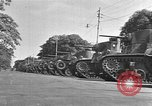 Image of Japanese victory march Manila Philippines, 1942, second 10 stock footage video 65675050784