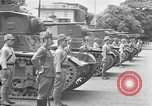 Image of Japanese victory march Manila Philippines, 1942, second 15 stock footage video 65675050784