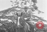 Image of Japanese victory march Manila Philippines, 1942, second 17 stock footage video 65675050784