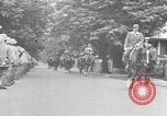 Image of Japanese victory march Manila Philippines, 1942, second 23 stock footage video 65675050784