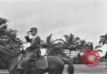 Image of Japanese victory march Manila Philippines, 1942, second 33 stock footage video 65675050784