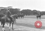 Image of Japanese victory march Manila Philippines, 1942, second 37 stock footage video 65675050784