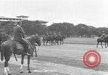 Image of Japanese victory march Manila Philippines, 1942, second 38 stock footage video 65675050784