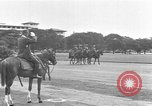 Image of Japanese victory march Manila Philippines, 1942, second 39 stock footage video 65675050784