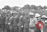 Image of Japanese victory march Manila Philippines, 1942, second 62 stock footage video 65675050784
