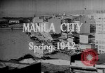Image of soldiers Manila Philippines, 1941, second 8 stock footage video 65675050786