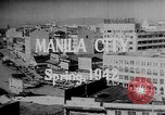 Image of soldiers Manila Philippines, 1941, second 11 stock footage video 65675050786