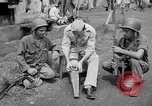 Image of Santo Tomas concentration camp Manila Philippines, 1945, second 2 stock footage video 65675050790