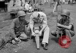 Image of Santo Tomas concentration camp Manila Philippines, 1945, second 4 stock footage video 65675050790