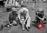 Image of Santo Tomas concentration camp Manila Philippines, 1945, second 9 stock footage video 65675050790